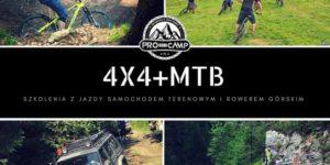 Wyjazd MTB + 4x4