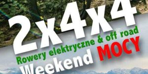 Weekend mocy 4x4